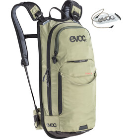EVOC Stage Rygsæk 6 L + Hydration Bladder 2 L oliven